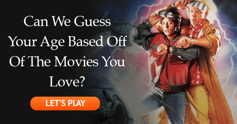 Can we guess your age based off of the movies you love